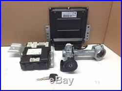 Infiniti G35 Coupe 03-06 Ignition Key Set ECU immobilizer