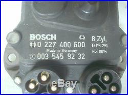 MERCEDES 107 560SL 560SEC Ignition control unit module 0227400600 0045459732 560