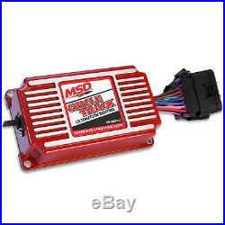 MSD 6014CT LS Ignition Control Module Preprogrammed to run GM Crate CT525