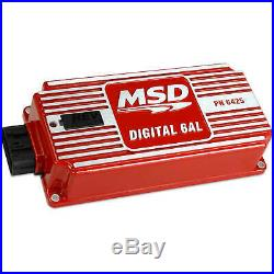 MSD 6425 Digital 6AL Ignition Control Box With Built-In Rev Limiter