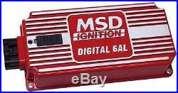MSD 6425 Ignition Control Module, With Adjustable Rev Limiter Multiple Spark