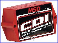 MSD Ignition 4217 CDI Programmable Ignition Control Module NEW