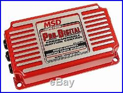 MSD Ignition 42351 Pro-Digital Programmable Ignition Control Module