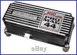 MSD Ignition 81473 Pro Mag Electronic Points Control Module 44 Amp Rev Limiter