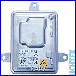Mercedes-Benz AL Xenon Scheinwerfer Steuergerät 1307329312 Ballast A1669002800