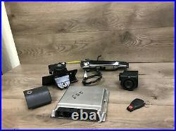 Mercedes Benz Oem Clk55 E55 Amg Dme Engine Motor Computer Set With Key 2000-2002