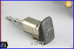 Mercedes W163 ML320 Engine Computer ECU Ignition Switch Steering Column EIS Set