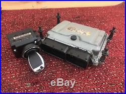 Mercedes W211 W219 Cls350 E350 Engine Control Ecu Ignition Key Module Oem 170