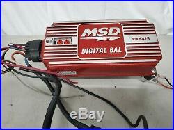 Msd 6al Digital Ignition Control Box Module 6425