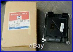 NOS Corvette (1990 1995) ZR1, LT5 DIS Ignition Control Module, (C4) GM 1103841