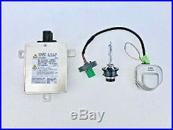 New OEM For 10-13 Acura MDX ZDX Xenon Lamp Ballast & HID Bulb Kit Inverter Unit