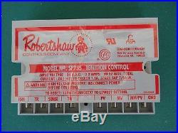 New Robertshaw SP735 Ignition Control Module