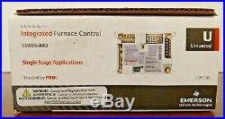 New White Rodgers 50A55-843 Integrated Furnace Control Universal Ignition Module