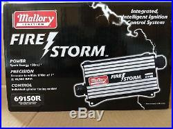 Nos Mallory Cop Ford Firestorm CD Pro Ignition Control Module, #69150r