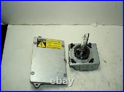 OEM 04 to 05 BMW 525 530 545 i Xenon Ballast Control Unit HID igniter & D2S bulb