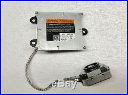 OEM 10-16 Cadillac SRX Xenon Ballast HID Lamp Bulb Igniter Control Inverter Unit
