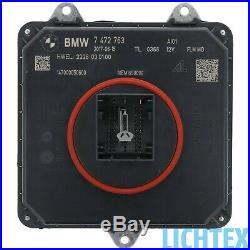 ORIGINAL AL LED 7472763 Scheinwerfer Steuergerät Hauptlichtmodul BMW 63117472763