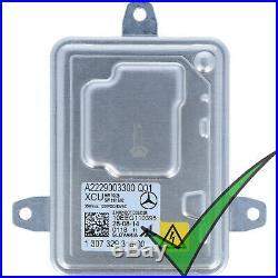 ORIGINAL AL Xenon Scheinwerfer Steuergerät 1307329315 Mercedes-Benz A2229003300