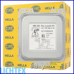 ORIGINAL HELLA 5DC 009 060-20 AN AFS-GDL HID Headlight Ballast Control Unit 12V