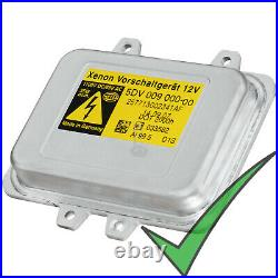 ORIGINAL HELLA 5DV 009 000 Xenon HID Headlight Ballast