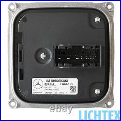 ORIGINAL LEAR LAM-S3 LED Mercedes A2189009303 Power Modul Headlight Control Unit