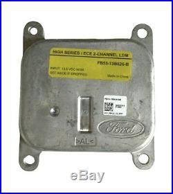 Pair (2) of New OEM 16-19 Ford Explorer Full LED Headlight Modules FB53-13B626-B
