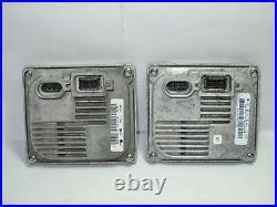 Pair OEM Osram Xenon HID Ballast Control Unit Computer ECU Module without tabs