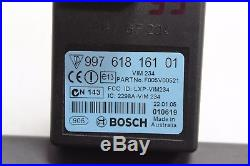 Porsche 987 Boxster Key Ignition Switch Immobilizer ECU Module Control Unit OEM