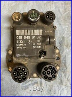 SL Ignition control Module 0155456132 500sl r129 r 129 sl500 W129 500 e s 500s