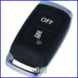 Standheizung Empfangseinheit mit Fernbedienung STH für Audi Seat Skoda VW SET