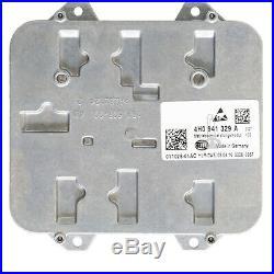 VOLL LED Scheinwerfer Steuergerät Matrixbeam Leistungsmodul für Audi 4H0941329A