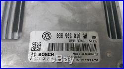 VW Transporter T5 2009 2016 Diesel Ignition Barrel Key Speedo ECU Kit