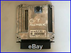 Vw Golf Mk7 2.0 Tdi Engine Control Ecu Bcm Ignition Kit Alltrack 04l907309r