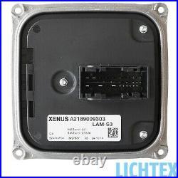 XENUS LAM-S3 LED A2189009303 Leistungsmodul Scheinwerfer Steuergerät W176 C117