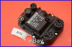 YC#1 MERCEDES S420 S500 400E E500 IGNITION CONTROL MODULE 0155456032 w140 w124