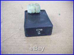 Zündbox CDI / Module Ignition Control CDI ECU Honda CA 125 Rebel JC26, 80 Km/h